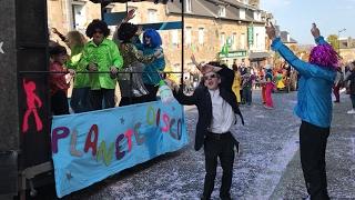 Le carnaval de Saint-Sever 2017