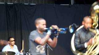 Hypnotic Brass Ensemble - War - Malahide Castle