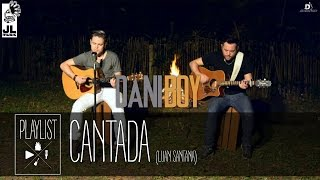 Dani Boy - Cantada [Luan Santana DVD Luan Santana Acústico] #Playlist.V1