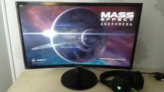 Mass Effect Andromeda Live