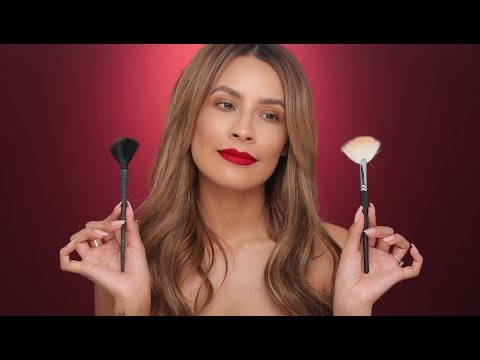 MY FAVORITE MAKEUP BRUSHES | DESI PERKINS