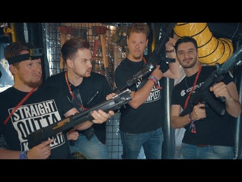 Dreamhack Summer 2018 | Dagliga videos | Zombie Quarantine