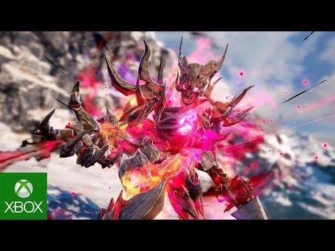 SoulCalibur VI: Inferno Trailer