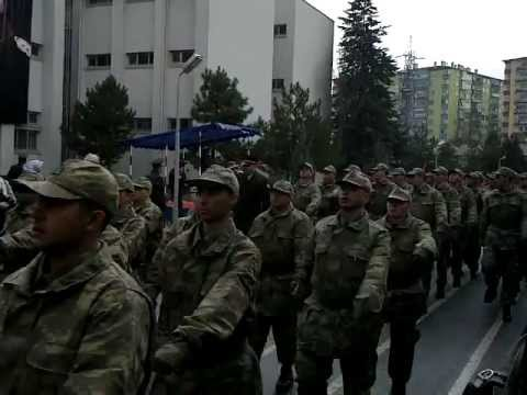 Ankara İl Jandarma Komutanlığı - Yemin Töreni