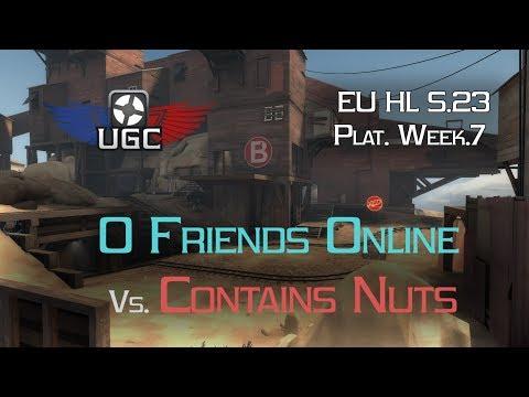 UGC EU HL S23 Plat W7: 0FO vs. Nuts