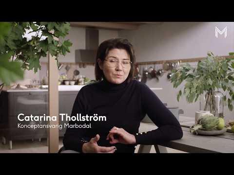 Upptäck köket Ramsvik - i modern shakerstil
