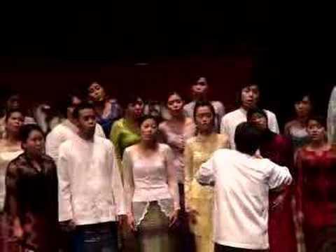 Infinito Singers : Lalan Belek