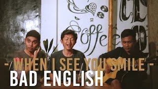 Bad english when i see you smile cover