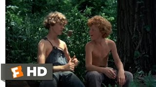 Tom Sawyer (10/12) Movie CLIP - Freebootin' (1973) HD