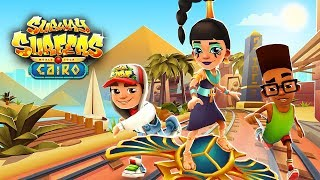 🇪🇬 Subway Surfers World Tour 2017 - Cairo (Official Trailer)