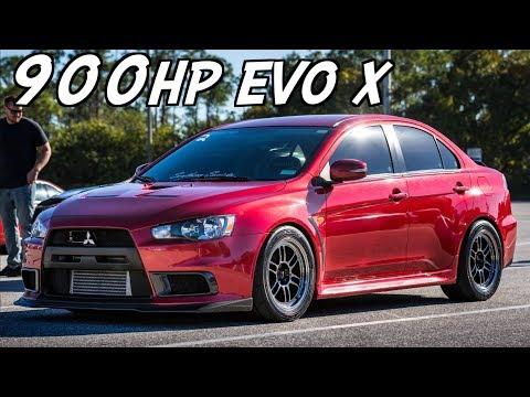 900HP Evo X 50PSI Rolling Antilag! vs RB30 S14 | R33 GTR | 800HP Honda | BMW S1000RR | Turbo Camaro