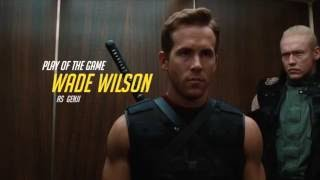 Wade Wilson (Deadpool) - Overwatch Play of the Game
