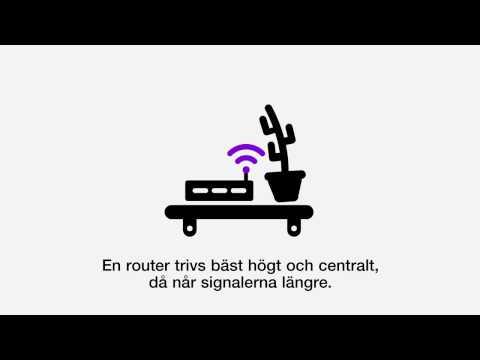 Så får du bättre wifi hemma (textad)