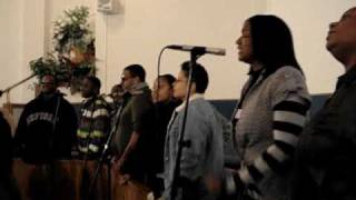 Kenny Bobien - Faith to change the World~ Live rehearsal Nov 6th