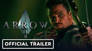 Arrow Season 8 Official Trailer - Comic Con 2019