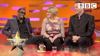 P. Diddy & Vince Vaughn give farting advice 💨 | The Graham Norton Show  - BBC