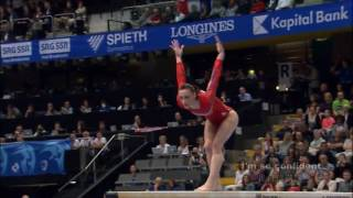 For Catalina Ponor --- Unstoppable