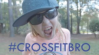 I'm a CrossFit Bro! Penn is obsessed, are you? | The Holderness Family