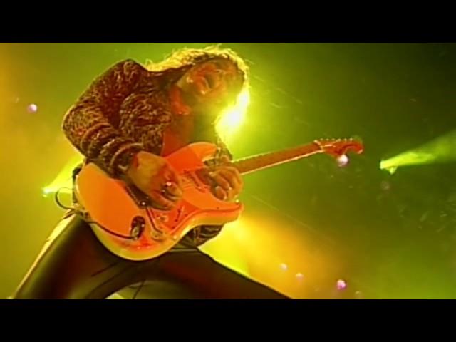 Vídeo de la canción Black Star de Yngwie Malmsteen
