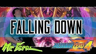 Megaman Zero 4 - Falling Down || Mr. Feral (Metal Cover)