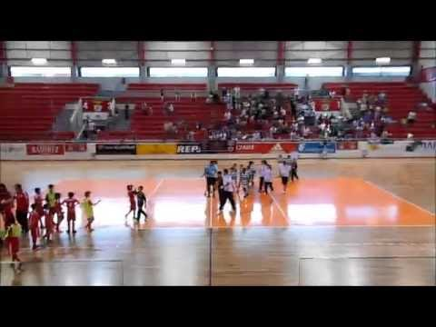 15/16 - 6ª Jornada - Camp. Distrital - Ap. Eq. Mais Regular - SL Benfica 0 x 4 Sporting CP - JUN E