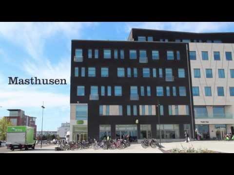 Hyr kontor i Masthusen, Västra Hamnen i Malmö