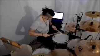 BaloO // Van Gogh - Kolo - Ludo luda // Drum Cover