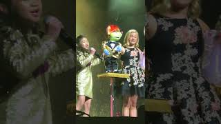 "Darci Lynne & Angelica Hale Perform ""With A Little Help From My Friends"" Together Las Vegas"