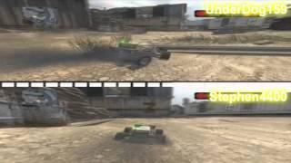 Black Ops - Firing Range RCar Racing