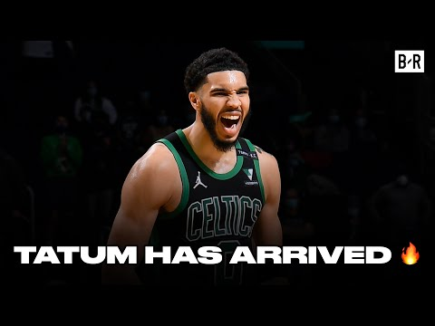 The Top 10 Plays From Jayson Tatum During The 2020-21 Season