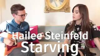 Hailee's best Starving live performances!