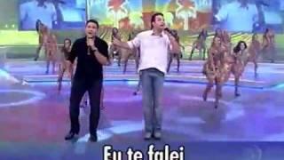 joão bosco e vinicius - Chora me liga (faustão)
