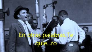 Frank Sinatra   Fly Me To The Moon (subtitulada)(lyrics)