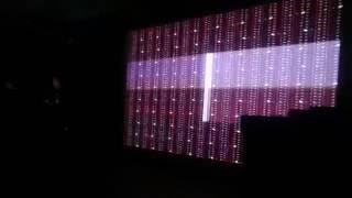 MONOIZ live + ESCRAUVA visuals at 10 Years Crazy Language - audio/visual concerts #1