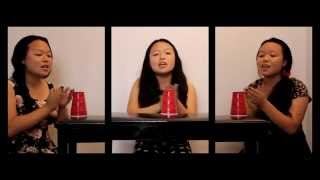 Call Your Girlfriend - Erato/Robyn (CUPS!) ACAPELLA cover by Cindy Tsai