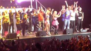 Dance Nation Live - Newcastle - Basshunter Finale - Every Morning