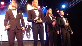 Collabro - I Dreamed a Dream (Les Miserables) - NYC 2017