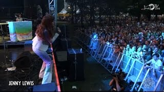 Jenny Lewis - The Moneymaker (Live @ Lollapalooza 2014)