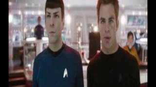 Star Trek 2009 Bohemian Rhapsody video