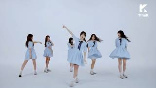 [Mirrored] GFRIEND 여자친구 - 'SUMMER RAIN 여름비' Mirrored Dance Practice 안무영상 거울모드