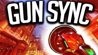 Overwatch Gun Sync - Imagine Dragons - Believer