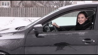 Winter driving tips from a professional driving instructor