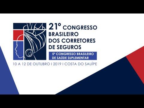Imagem post: 21º Congresso Brasileiro dos Corretores de Seguros