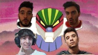 Jeeg Robot - Nuova sigla Italiana! (feat. Moreno, FaviJ, TheShow)
