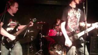 Thrash till Death By Monolith (Ivory blacks glasgow 17th of november 2010)