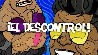 Bazurto All Stars - El Descontrol (Video Lyric) width=