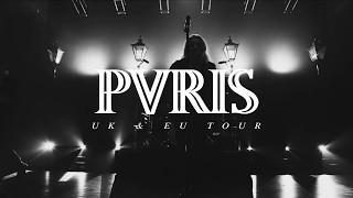 PVRIS - EU/UK Tour Announcement