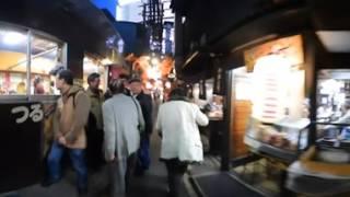 360 Video -  Shinjuku Omoide Yokocho