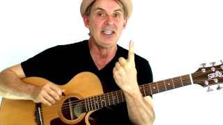 Beginning Guitar Chords 101 - Lesson #7 - Chord Families D, G, A7