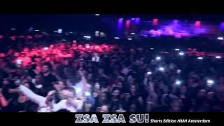 SBMG LIVE TIJDENS DE ZSA ZSA SU SHORTS EDITION ( HMH AMSTERDAM )